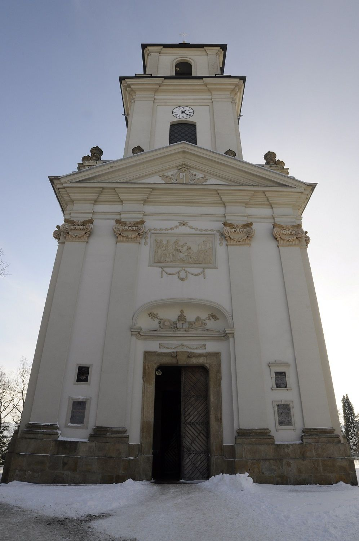 Kościół Parafialny w Rymanowie
