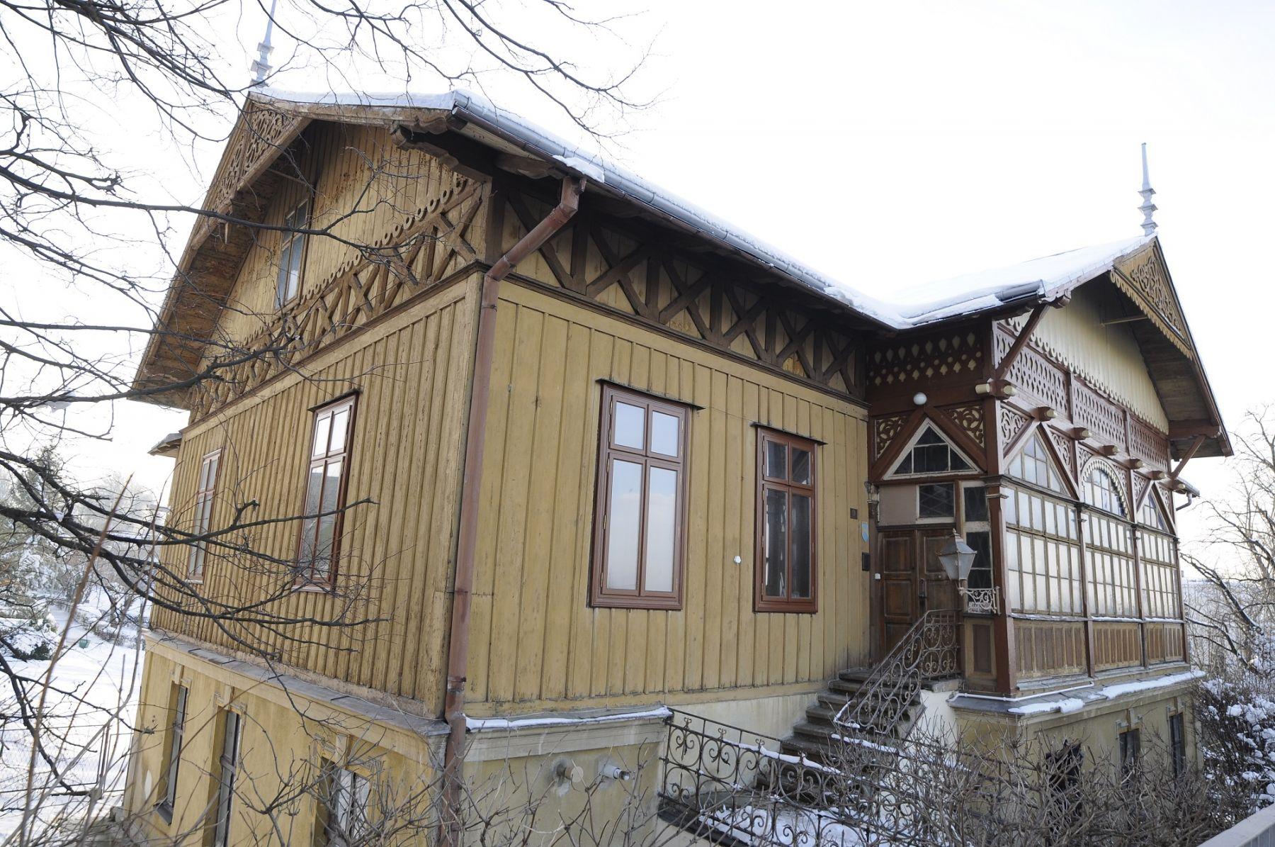 Dom dr Ignacego Bieleckiego w Rymanowie