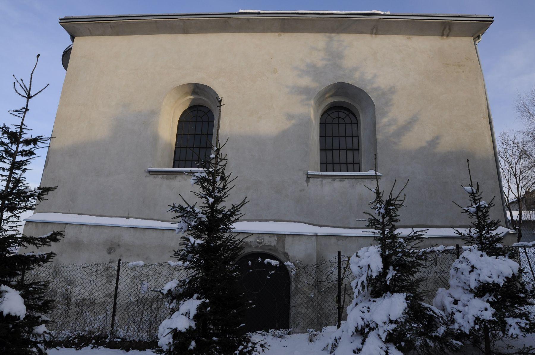 Synagoga żydowska w Rymanowie