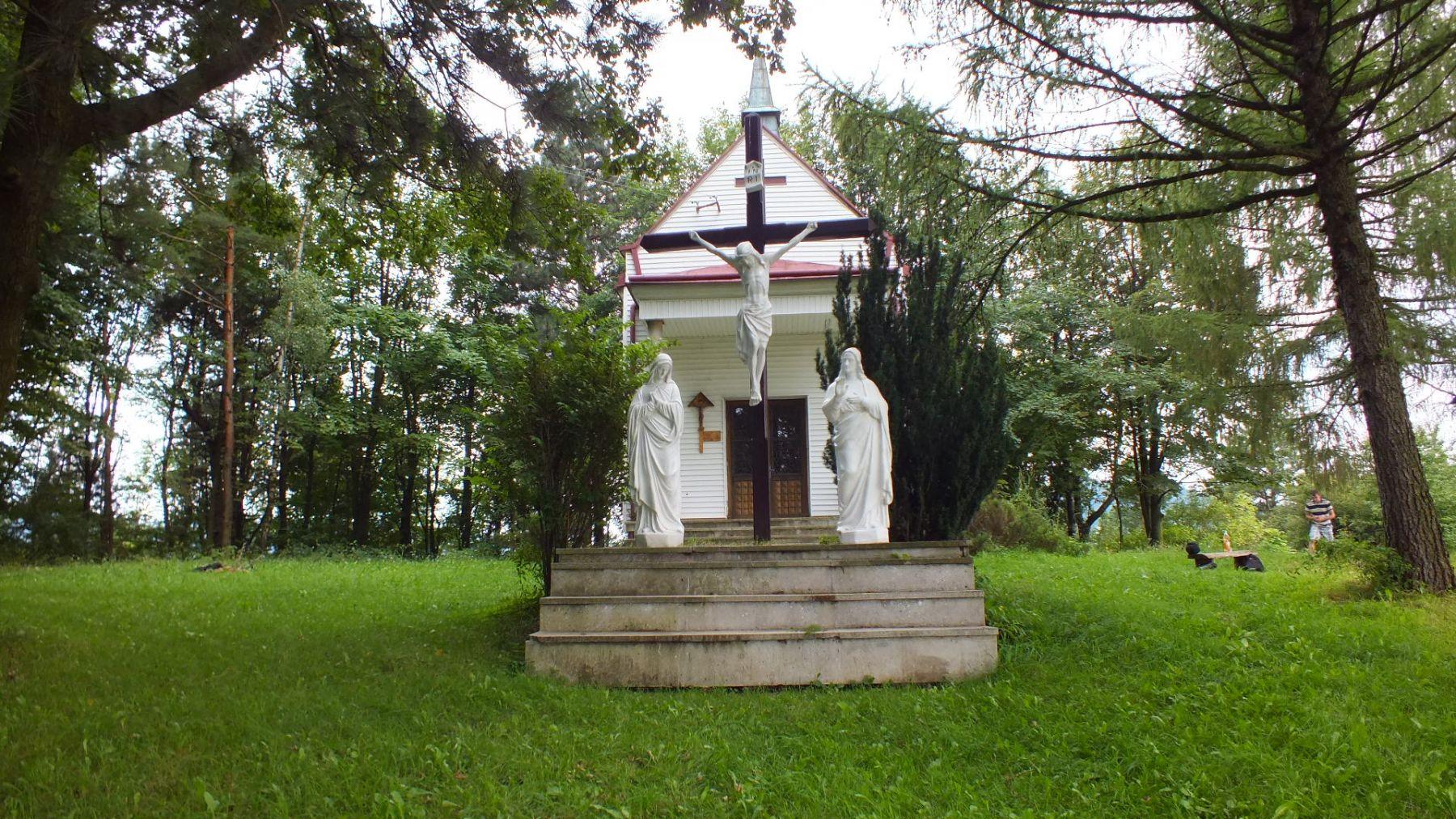 Kapliczka na Kalwari rymanowskiej