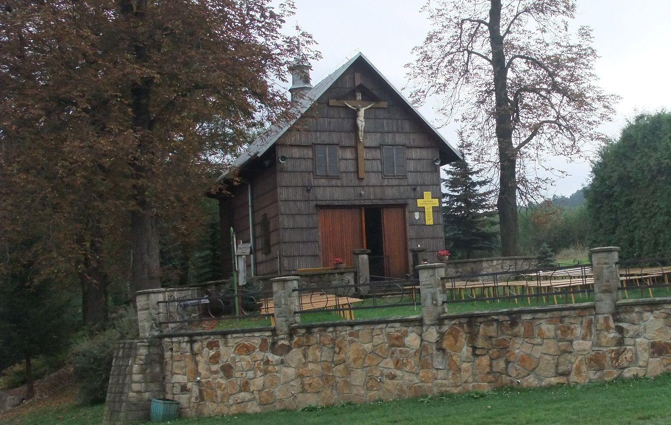 kościół filialny pw Znalezionego Krzyża świętego i Pana Jezusa Ukrzyżowanego