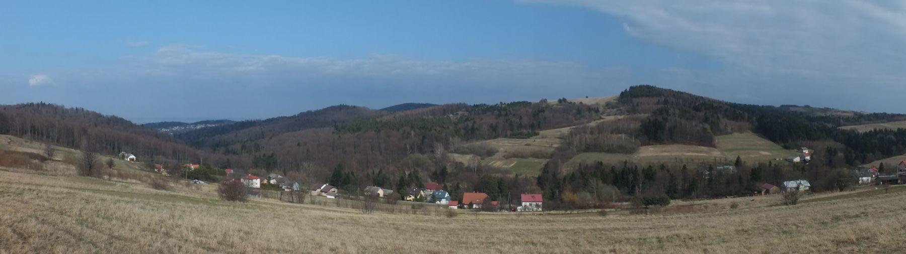 Panorama Lubatowej