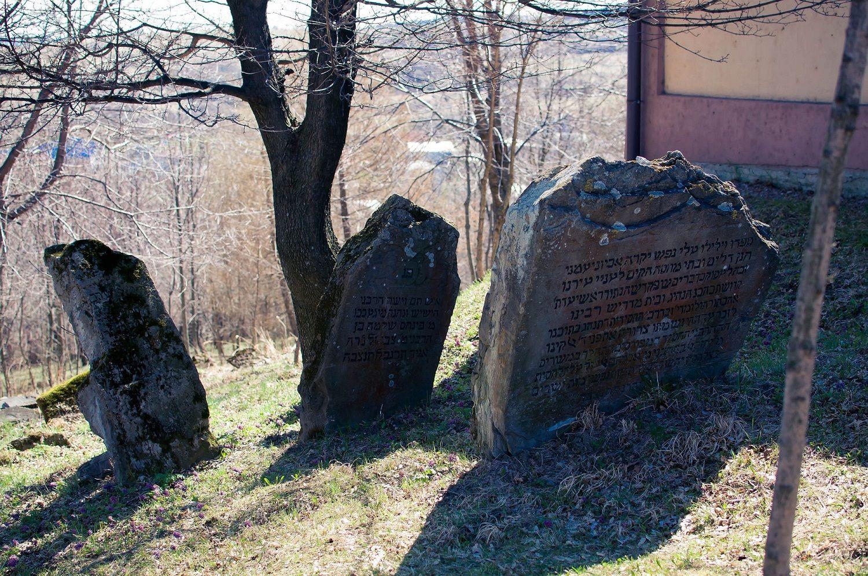 Kirkut cmentarz żydowski Rymanów